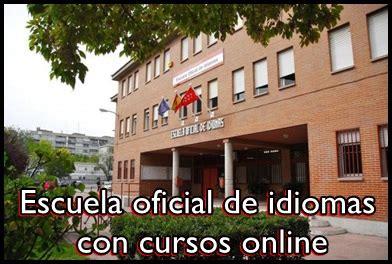 Escuela oficial de idiomas con cursos online   Idiomas Online