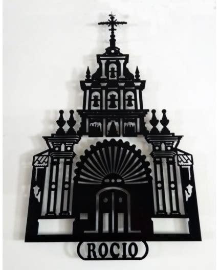 Escultura de forja Ermita del Rocío al mejor precio