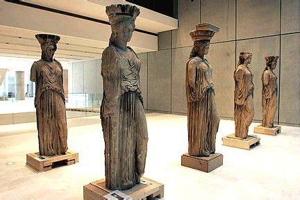 escultura griega, museo acropolis Adriana pinto | gargolas ...