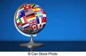 Esfera, bandera, reino unido, nación.