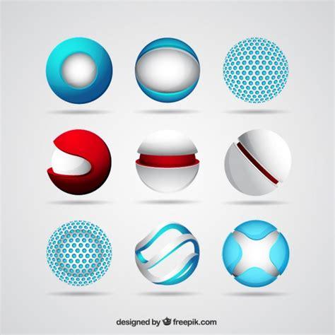 Esfera logotipos | Descargar Vectores gratis