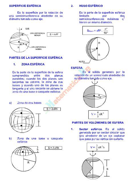 ESFERA PROBLEMAS RESUELTOS DE GEOMETRÍA DEL ESPACIO PDF