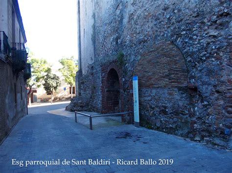 Església parroquial de Sant Baldiri – Sant Boi de ...