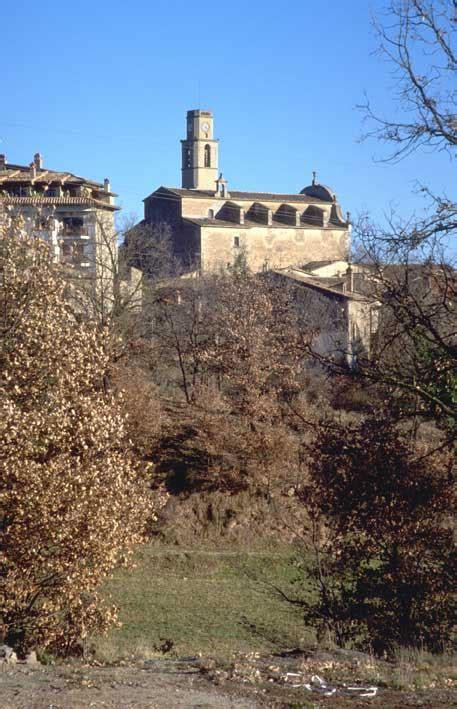 Església parroquial de Sant Boi de Lluçanès   Catalonia Sacra