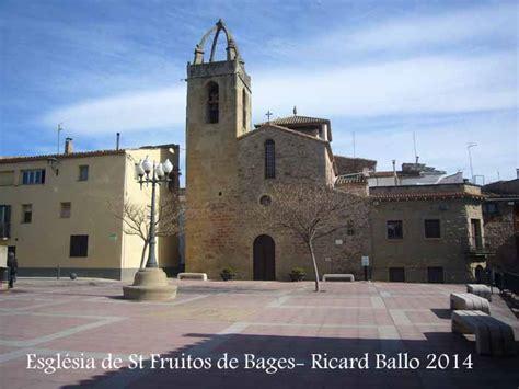 Església parroquial de Sant Fruitós de Bages – Sant ...