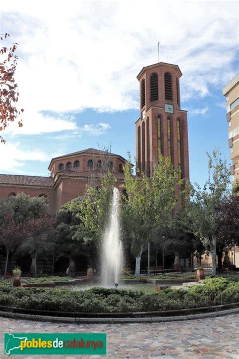 Església parroquial de Santa Maria   Cornellà de Llobregat ...