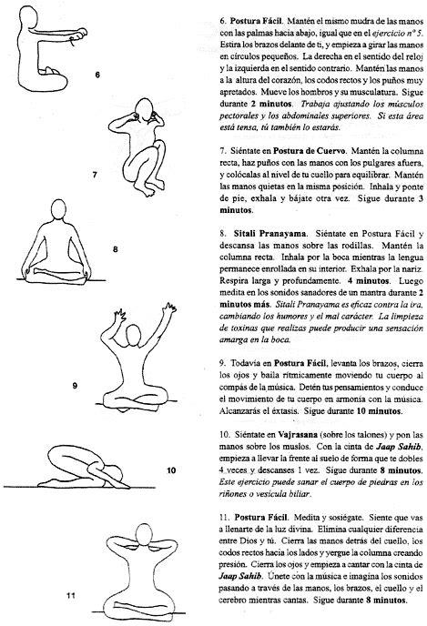 Espacio Kundalini | Centro Ram Das: yoga y terapias