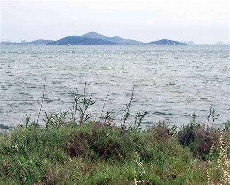Espacios abiertos e islas del Mar Menor   Wikipedia, la ...