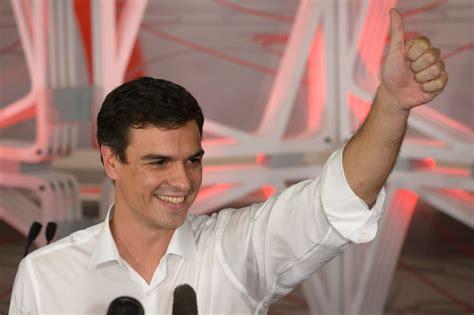Espagne : Pedro Sanchez, le  beau mec  qui passait pour un ...
