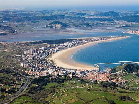 España a vista de pájaro Cantabria  Spain: A bird s eye ...
