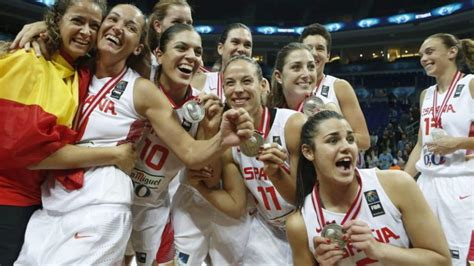 España albergará la Copa Mundial femenina de baloncesto en ...