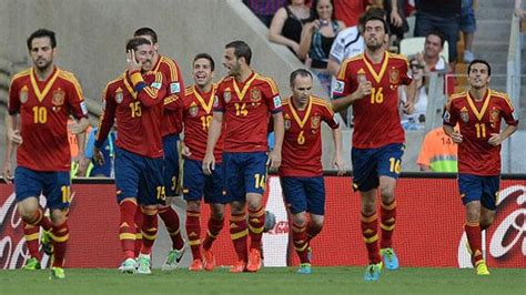 España bate otro récord   Futbol   ESPN Deportes
