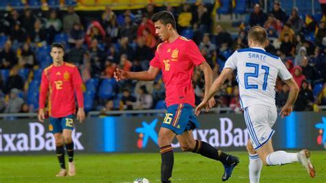 España   Bosnia: el amistoso de la selección española de ...