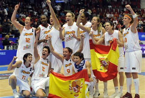 España broce en el Mundo Basket Femenino | Todo Deportes