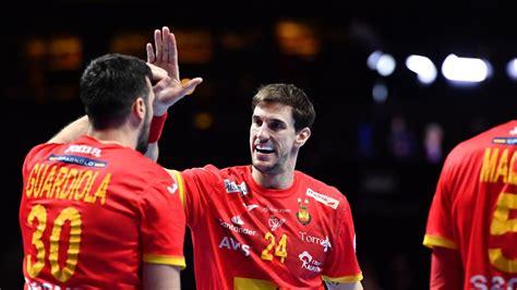 España Croacia, la final del Europeo de balonmano en directo
