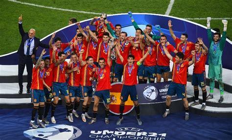 España derrotó a Alemania y se coronó campeón de la Euro ...