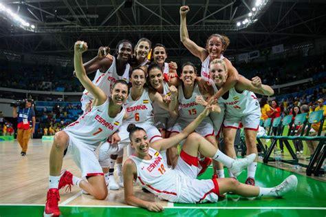 España   Estados Unidos: España jugará la final olímpica ...