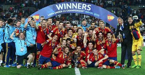 España gana a Italia la final del Europeo Sub 21 de Fútbol ...