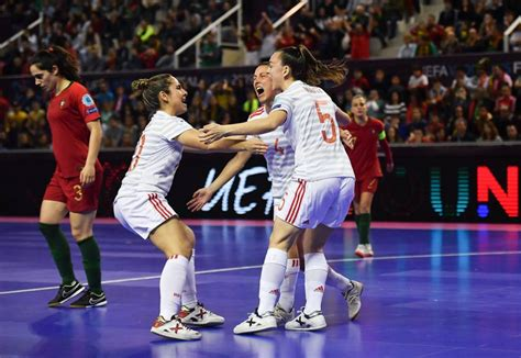 España gana el primer Europeo de fútbol sala femenino ...