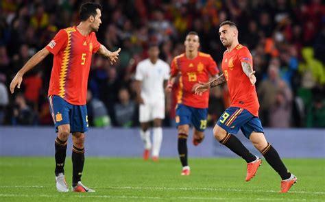 España   Inglaterra: Resultado y resumen de la UEFA ...