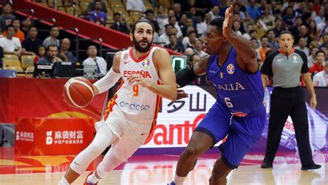 España   Italia: Mundial de Baloncesto de China, en ...