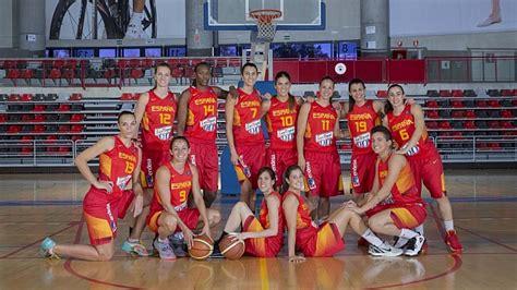 España jugará en el grupo D del Europeo femenino con ...