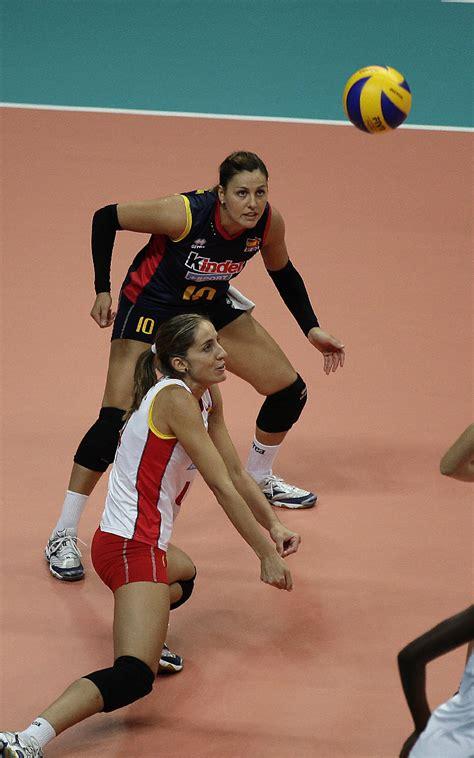 España pierde ante Rumanía | Voleibol en La Rioja   Blogs ...