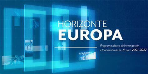 España presenta Horizonte Europa, el nuevo programa de ...