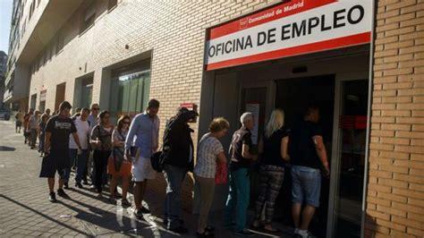 España protagoniza el mayor descenso de la tasa de paro de ...