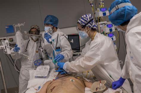 España registra 93 mil 822 casos de coronavirus el fin de ...