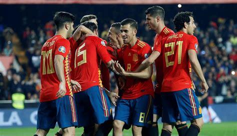 España sufrió para ganar 2 1 a Noruega por las ...