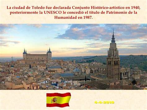 España toledo ciudad patrimonio de la Humanidad Unesco