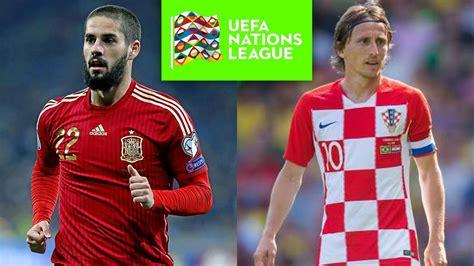 España vs Croacia: cómo ver en directo online la UEFA ...