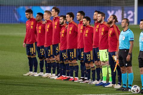 España ya conoce el calendario de la fase de clasificación ...