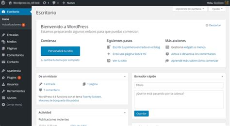 Español  Argentina  — WordPress