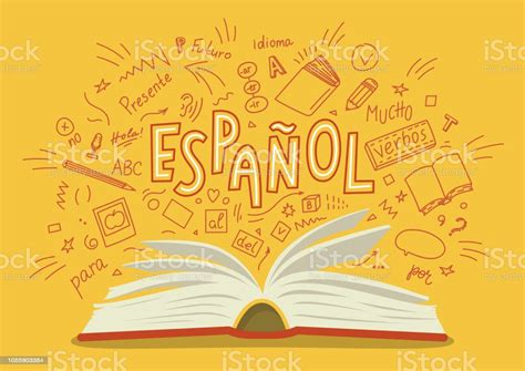Espanol Stock Illustration   Download Image Now   iStock