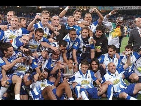 Espanyol 4 Zaragoza 1   Final Copa del Rey 05 06   YouTube