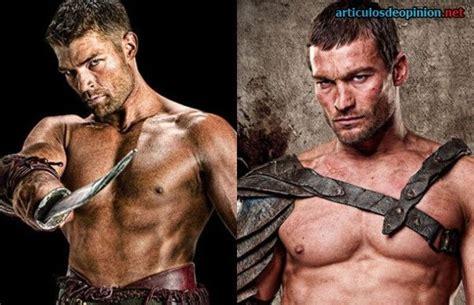 Espartaco o Spartacus   La serie legendaria   Cine y TV ...