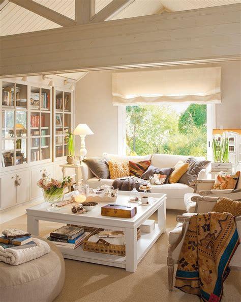 Especial: 30 salones pequeños y confortables · ElMueble ...