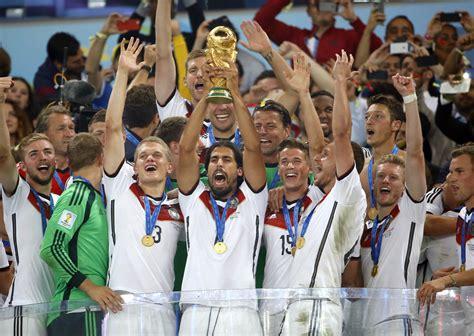 Especial: Alemania campeonaLa Paradinha