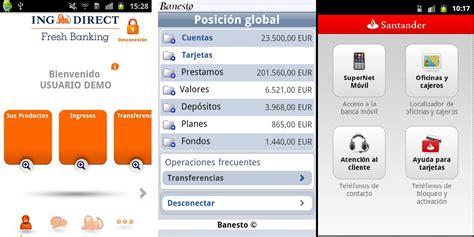 Especial apps de bancos para Android   El Androide Libre