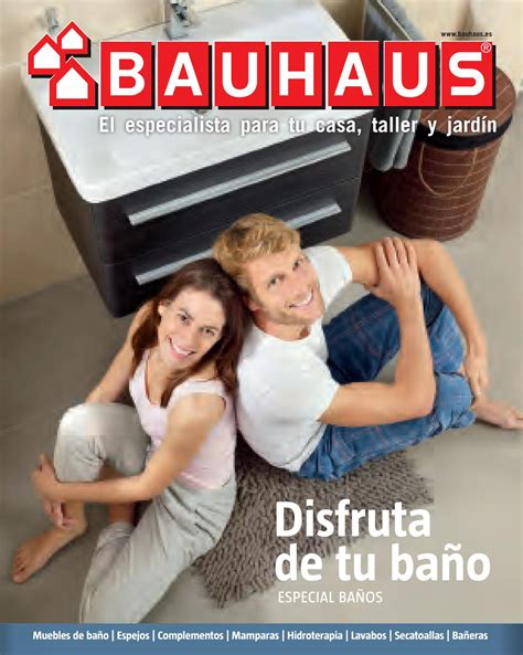 Especial Baños by BAUHAUS   Issuu