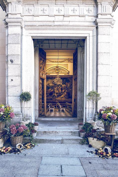 ESPECIAL BODAS: Decoración floral en las iglesias ...