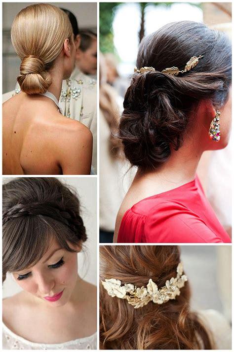 Especial bodas: Peinados y tocados para invitadas | MVESblog