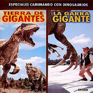 Especial Caminando entre Dinosaurios  + Pack Extras   2012 ...