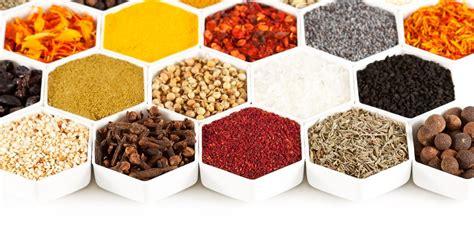 ESPECIAS y hierbas aromáticas   Nuestra Cocina