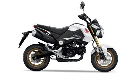 Especificaciones– MSX125 – 125 cc – Gama – Motocicletas ...