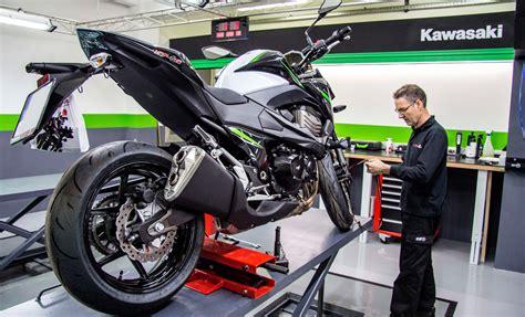 Espectacular nuevo concesionario Kawasaki de Maquina ...