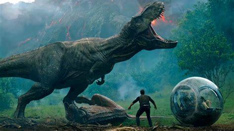 Espectacular primer trailer de  Jurassic World: El Reino ...