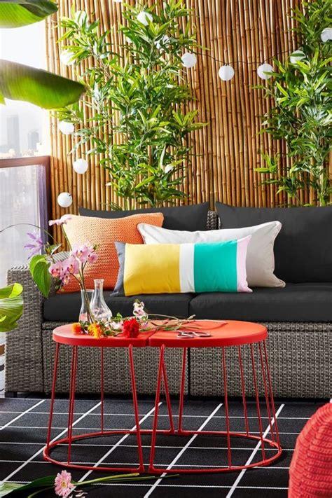 Espectaculares terrazas decoradas al estilo de IKEA ...